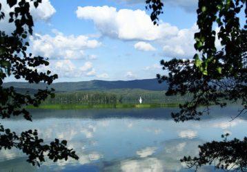 Озеро-Сунгуль-Вишневогорск