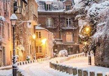 Калининград-зима